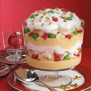 Christmas Trifle Recipe