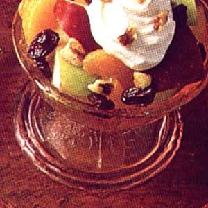 Autumn Fruit Salad Recipe