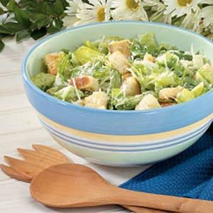 Quick Mock Caesar Salad Recipe
