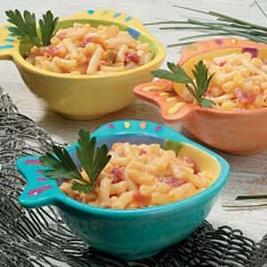 Jazzy Mac 'n' Cheese Recipe