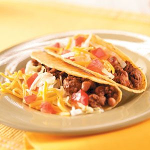 Zesty Tacos Recipe