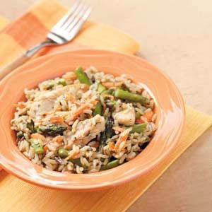Chicken Rice Dish Recipe