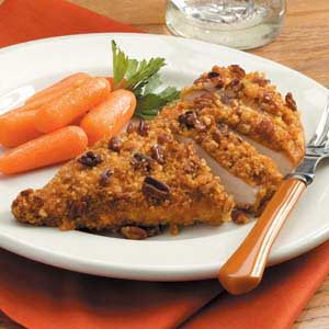 Contest-Winning Pecan-Crusted Chicken Recipe