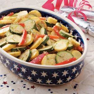 Summer Vegetable Saute Recipe