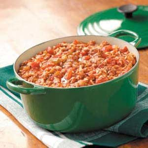 Contest-Winning Stuffed Pepper Soup Recipe
