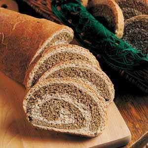 Country Swirl Bread