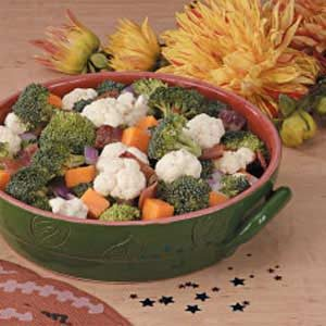 Broccoli Side Salad Recipe