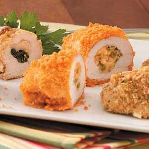Southwest Chicken Kiev Recipe