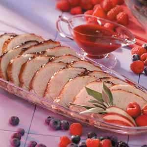 Raspberry Roast Pork Recipe