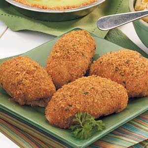 Quick Chicken Kiev Recipe