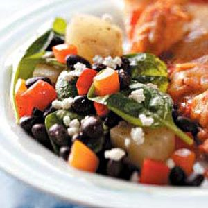 Black Bean Pineapple Salad Recipe