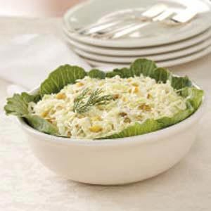 Dilly Coleslaw Recipe