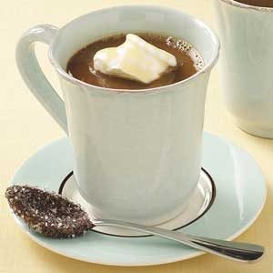 Toffee-Flavored Coffee Recipe