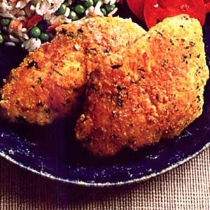 Parmesan Chicken Breast Recipe