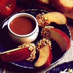 Caramel Apple Dessert Recipe