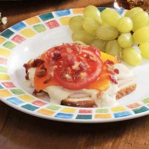 Kentucky Hot Brown Sandwiches Recipe