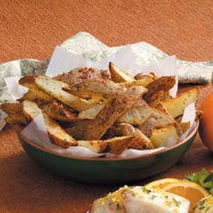Wedge Potatoes