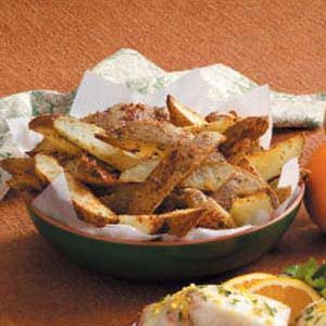 Wedge Potatoes Recipe