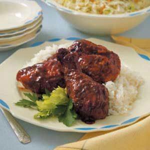 Down-Home Chicken Recipe
