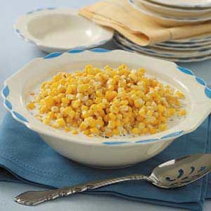 Poached Corn Recipe