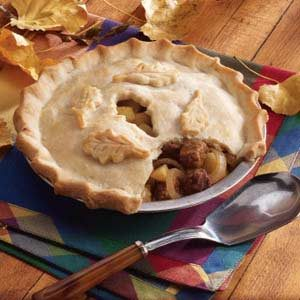 Steak Pot Pie Recipe