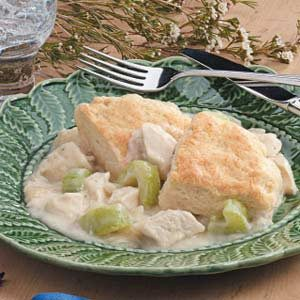 Chicken 'n' Biscuit Bake Recipe