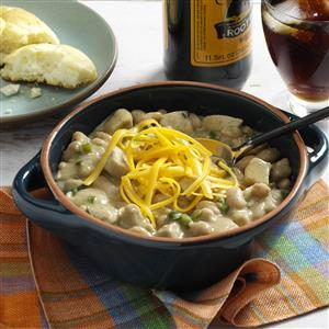 White Chili for 2 Recipe