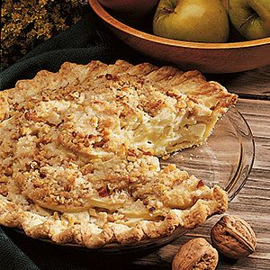 Dairy State Apple Pie Recipe