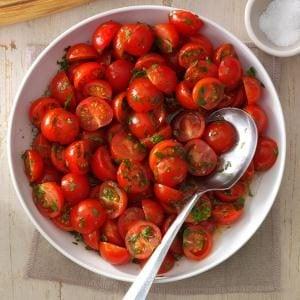 Cherry Tomato Salad Recipe