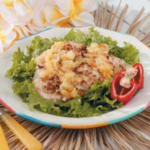 Pineapple Macadamia Chicken Recipe