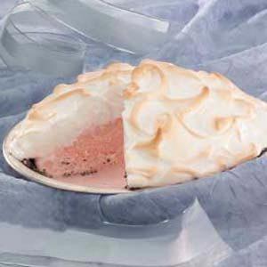 Mile-High Peppermint Pie Recipe