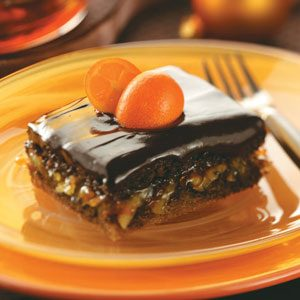 Orange Chocolate Torte Recipe