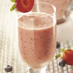 Berry Best Smoothies Recipe