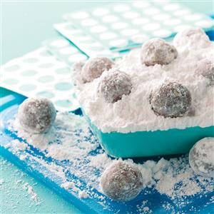 No-Bake Cookie Balls Recipe