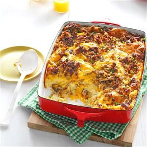 50 Hearty Breakfast Casseroles
