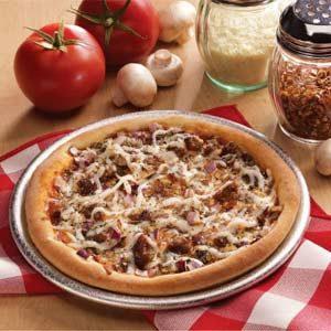 Classic Pizza Recipe