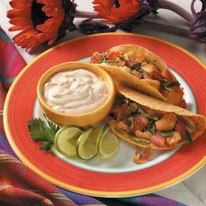 Southwestern Fish Tacos Recipe