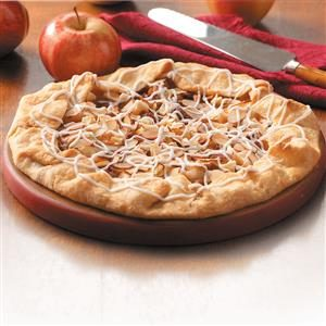 Cinnamon Apple Tart