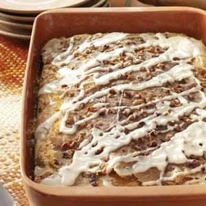 Coconut-Pecan Coffee Cake Recipe