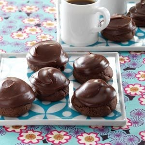 Chocolate-Covered Cherry Cookies Recipe