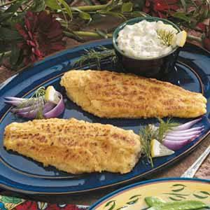 Tangy Lemon Catfish Recipe