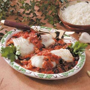 Fish Italiano Recipe
