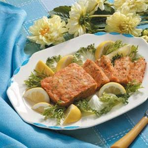 Salmon Loaf for 2 Recipe