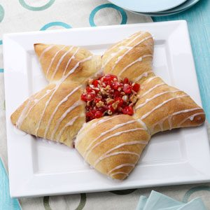 Kris Kringle Star Bread Recipe