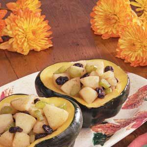 Fruity Acorn Squash Recipe
