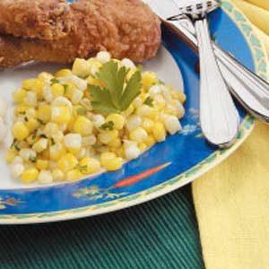 Spring Corn Recipe
