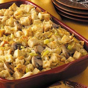 Artichoke Stuffing Recipe