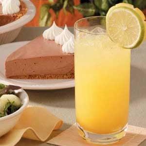 Sparkling Citrus Quencher Recipe