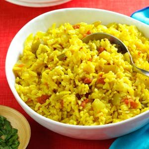 Texas-Style Spanish Rice Recipe