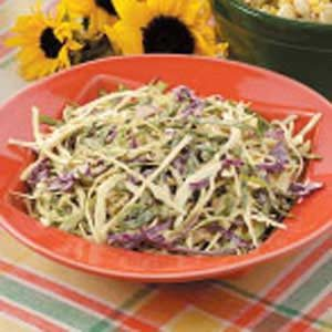 Homemade Coleslaw Dressing Recipe